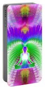 Cosmic Spiral Ascension 13 Portable Battery Charger