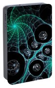 Cosmic Web Portable Battery Charger