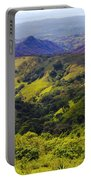 Costa Rica Mountains Portable Battery Charger