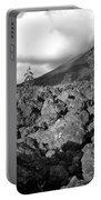 Costa Rican Volcanic Rock  Portable Battery Charger