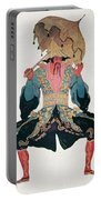 Costume Design For A Chinaman Portable Battery Charger