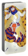 Costume Design For A Dancer Portable Battery Charger
