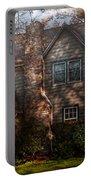 Cottage - Cranford Nj - Autumn Cottage  Portable Battery Charger