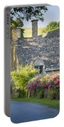 Cottage In The Cotswolds Portable Battery Charger