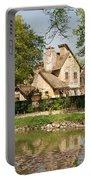 Cottage In The Hameau De La Reine Portable Battery Charger