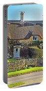Cottage Of The Cotswolds Portable Battery Charger