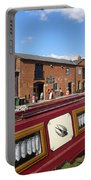 Cottages At Fradley Junction Portable Battery Charger