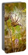 Cotten Grass Portable Battery Charger