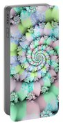 Cotton Candy I Portable Battery Charger