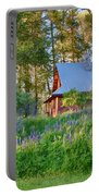 Cottonwood Cottage Spring 2014 Photographs Taken By Omaste Witko Portable Battery Charger