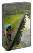 Country - A Day Out With The Girls Portable Battery Charger