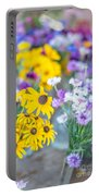 Country Blooms Portable Battery Charger