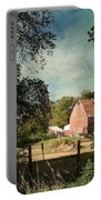 Country Charm Portable Battery Charger
