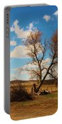 Country Clouds Portable Battery Charger