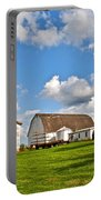 Country Farm Portable Battery Charger by Frozen in Time Fine Art Photography