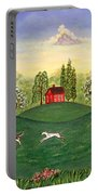 Country Frolic Two Portable Battery Charger