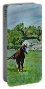 Country Horses Portable Battery Charger