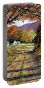Country Livin  Portable Battery Charger
