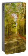 Country Road Take Me Home Portable Battery Charger