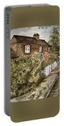 Old English Cottage Portable Battery Charger