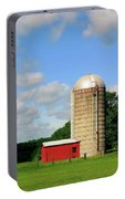 Country Silo Portable Battery Charger