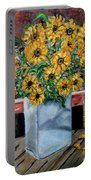 Country Still Life Portable Battery Charger