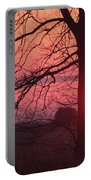 Country Sunset Portable Battery Charger