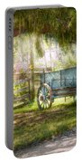 Country - The Old Wagon Out Back  Portable Battery Charger