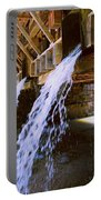 Country Waterfall Portable Battery Charger