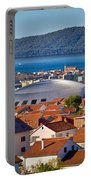 Coupola Sports Hall Landmark In Zadar Portable Battery Charger