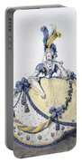 Court Dress, Fig. 106 From The Gallery Portable Battery Charger