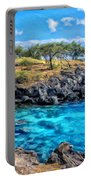 Cove At Mahukona Portable Battery Charger