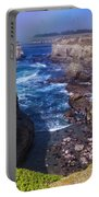 Cove On The Mendocino Coast Portable Battery Charger