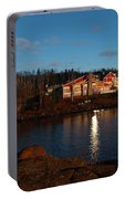 Cove Point Lodge Portable Battery Charger