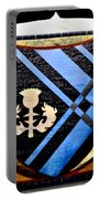 Covenant College Tartan Portable Battery Charger