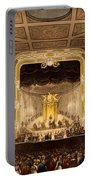 Covent Garden Theatre, From Microcosm Portable Battery Charger