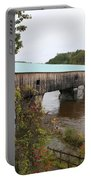 Covered Bridge  Bath Portable Battery Charger