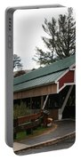 Covered Bridge Jackson Portable Battery Charger