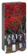 Covered In Fall Colors Portable Battery Charger