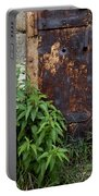 Covered In Rust Portable Battery Charger