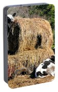 Cow Country Buffet Portable Battery Charger