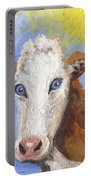 Cow Fantasy Three Portable Battery Charger