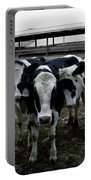 Cow Hugs Portable Battery Charger