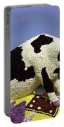 Cow On Clog 3 Portable Battery Charger
