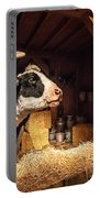 Cow On The Farm Portable Battery Charger