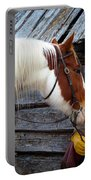 Cowboy Blues Portable Battery Charger
