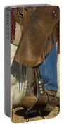 Cowboy Boot Portable Battery Charger