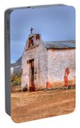 Cowboy Church Portable Battery Charger by Tap On Photo