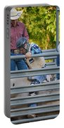 Cowboy Countdown Portable Battery Charger