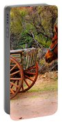 Cowboy Up Portable Battery Charger